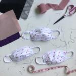 Charleston Bridal Company Turns Garment Bags into Masks