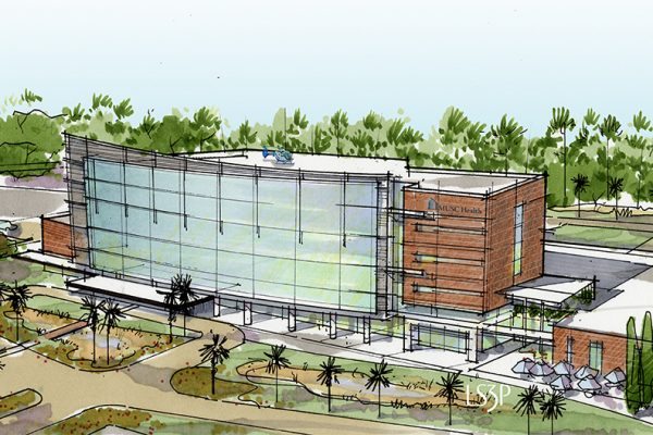 MUSC to Build Hospital in Nexton