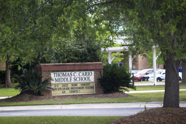 Charleston County Schools Recognized for Commitment to STEM Education